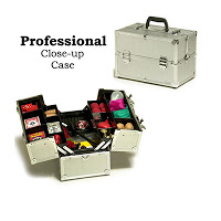 Essential items for a magicians close up magic case