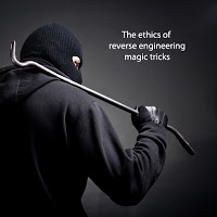 Copying and reverse engineering magic tricks
