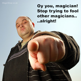 Magician Foolers in reviews of magic tricks
