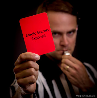 Your Magic Tricks Secrets Exposed - How To Stay Calm and Carry On
