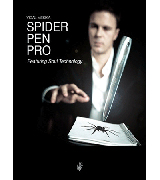Spider Pen Pro By Mesika - Winner of the 2012 MoM Best Magic Tricks Awards