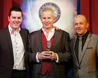 The Magic Circle Close Up magician 2013 - Billy Reid - Tim Shoesmith - Will Gray