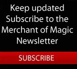 MoM Magic Shop Newsletter Gets Personal