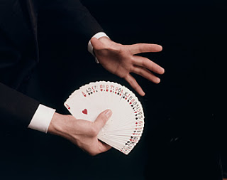 Image result for sleight of hand