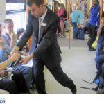 Olympic Magician Has Tough Close Up Magic Training