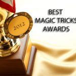Best Magic Trick Awards 2012