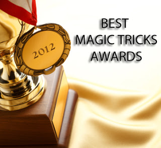 Best Magic Trick Awards 2012