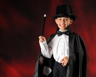 Recommended magic sets for kids
