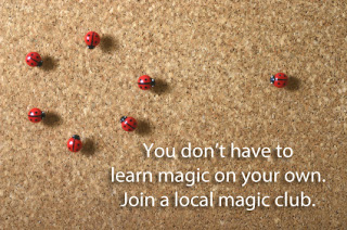 How to Join a Magic Club