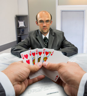 Practice magic tricks like a business