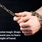 Why Magic Shops Don't Want You to Learn Sleight of Hand