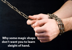 Magicians Sleight of Hand