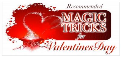 Best Valentines Day Magic Tricks