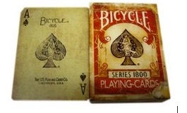 Refined Playing Cards Plastic Rare Limited Poker Deck not Bicycle Casino Royale