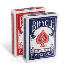 Hold Bicycle Playing Cards