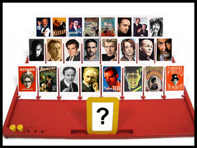 Famous Magicians