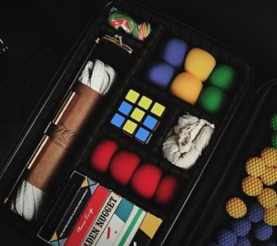 Your Close Up Magic Case - 8 Essential Items all Magicians Need to Carry