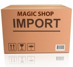 Importing magic tricks
