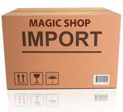 Importing magic tricks