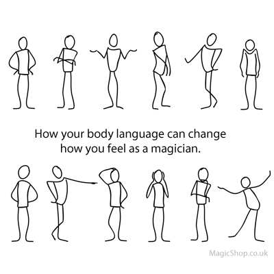 Body Language for Magicians