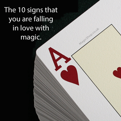 Falling in love with magic