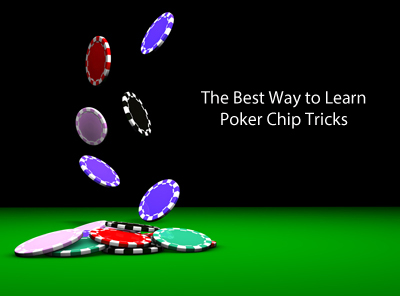 poker chips tricks