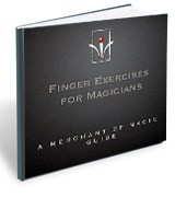 Finger Exercises for magicians