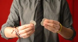 Sleight of Hand Techniques - Coins