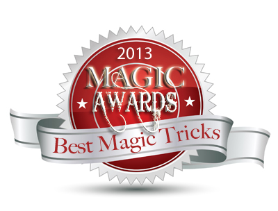 Best Magic Tricks : 2013 Awards