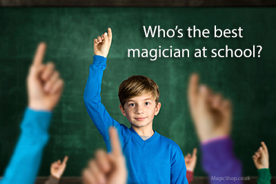 Who's the best magician at school?