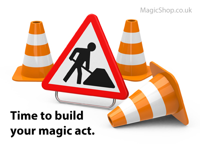 How to buildmagic tricks into working sets