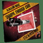 Sharpie Through Playing Card