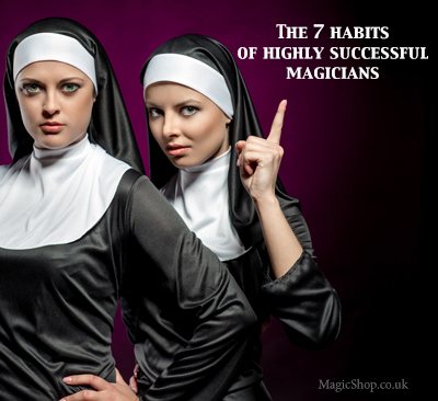 7 Successful magicians habits