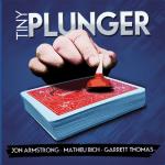 Tiny Plunger wins best magic tricks 2013 award