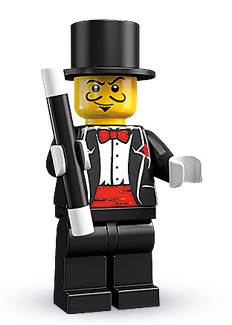 Lego for magicians