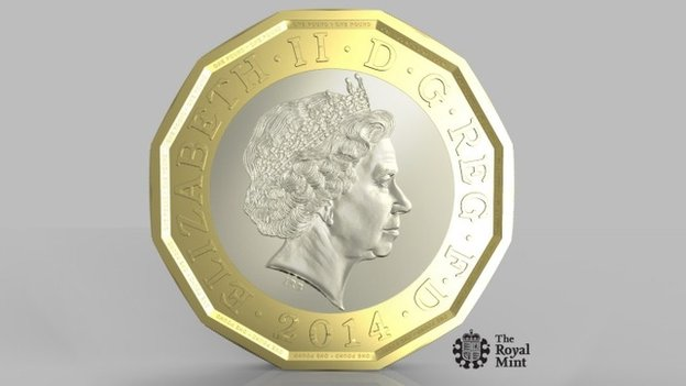 The New £1 coin and Magicians