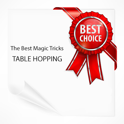 Best Magic Tricks - Table Hopping