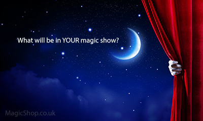 What will be in your magic show?