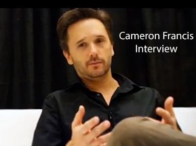 Cameron Francis Interview