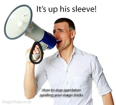 Magic Secrets Ruined