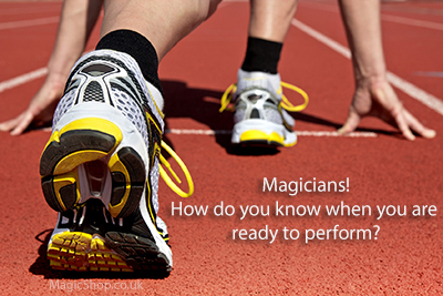 Magicians for hire - Ready?