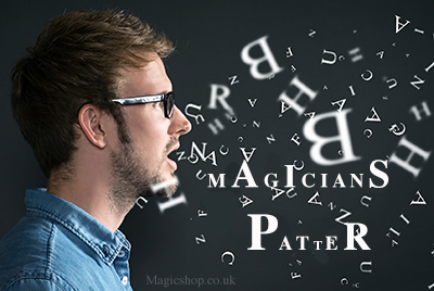 Magicians Patter