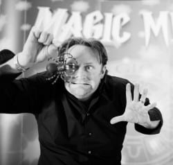 Mike Fairall Magician