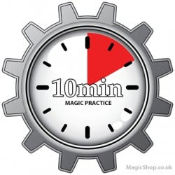 Magic Practice Like a Pro in Just a Few Minutes a Day