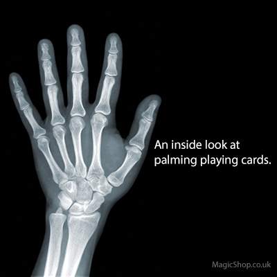 How to palm playing cards - The Top Palm