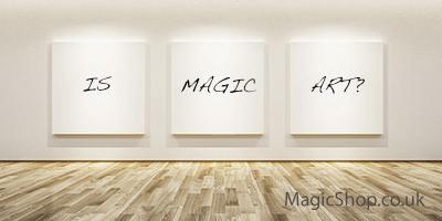 Is Magic Art