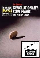 Revolutionary Coin Magic Jay Sankey