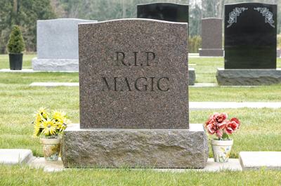 Visual Magic Tricks killing Magic