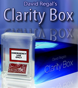 Dynamo Magic- Clarity Box