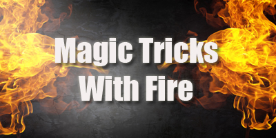 Dynamo Magician Impossible Fire Magic Tricks